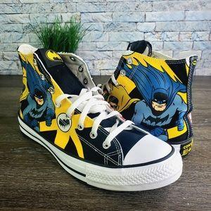 Batman x Chuck Taylor All Star 80th Anniversary